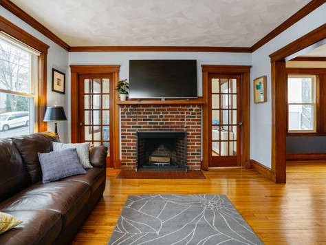 Charming 3-bed home in Arlington Heights