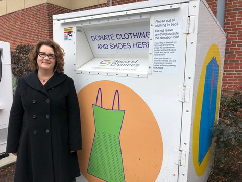 Meet Andrea Shapiro of Somerville's Second Chances
