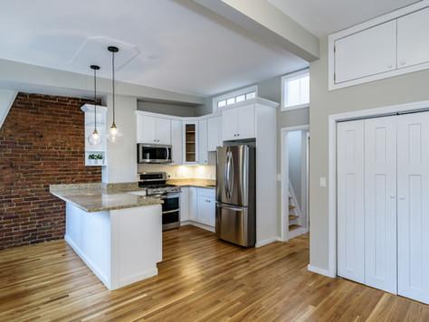 Hot property: gorgeous East Boston rental