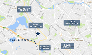 56-58 Melrose Street, Arlington