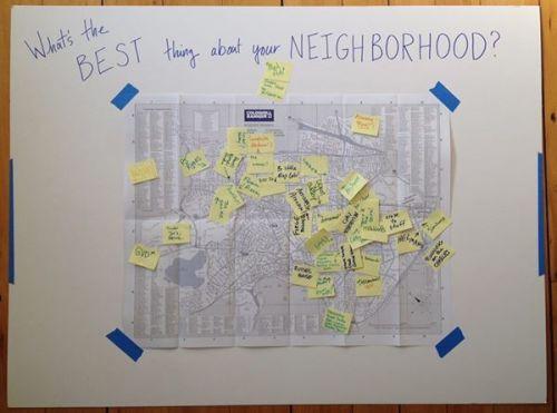 Cambridge / Somerville Neighborhood Map