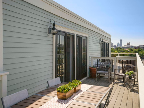 Like Inman? Like Union? You will LOVE this great penthouse condo!