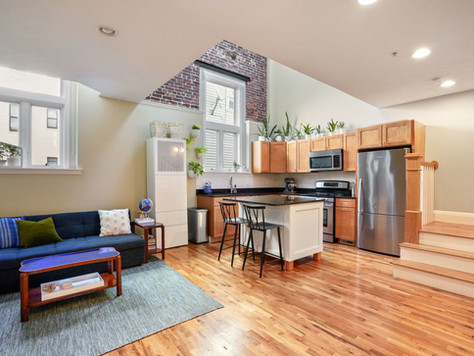 336 Saratoga Street, Unit 4, East Boston