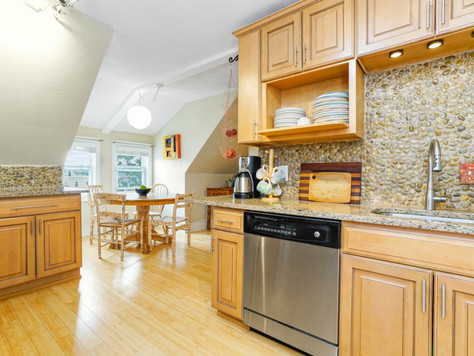 Great opportunity to get into on-the-rise East Somerville!