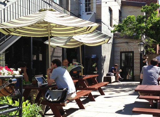 Where to Eat & Drink Outside in Cambridgeville