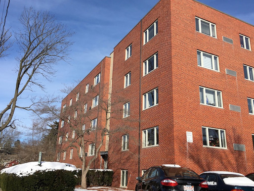 114 Pleasant Street, Unit 403, Arlington
