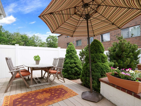 Three beds and two baths in great Somerville neighborhood!