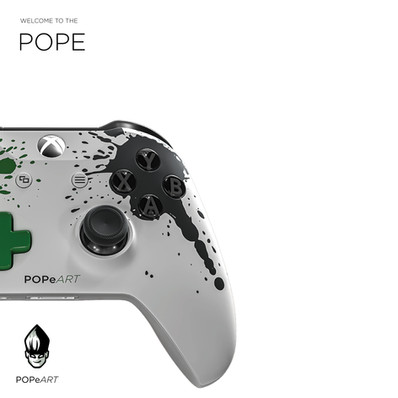 POPE CONTROLLERS LINE UP white back11.jp