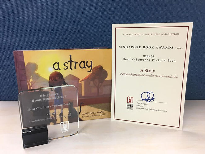 Best Children's Book Award 2017 - A Stray