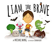 Liam, The Brave, Children's Book