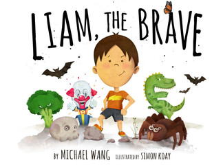 Liam, The Brave... Buy Your Copy Today