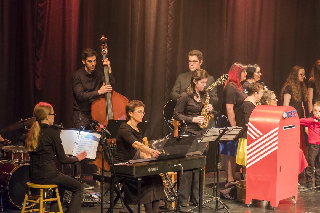 Nos merveilleux musiciens