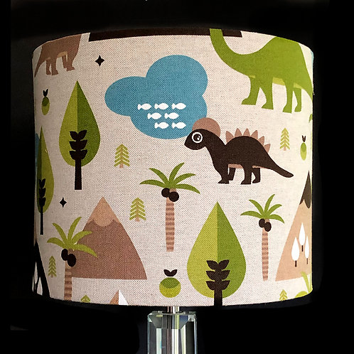 Dinosaur Lampshades