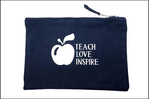 Teach Love Inspire Bag