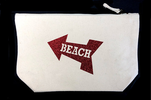 Beach Bag (wide base)