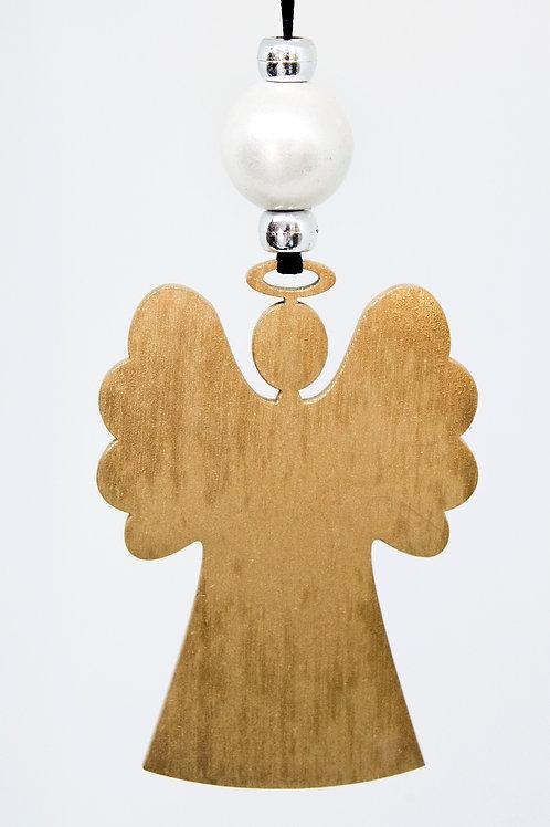Angel Hanging Decoration - Gold