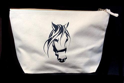 Horse Bag (wide base large)