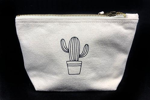 Cactus Wide Bottom Bag