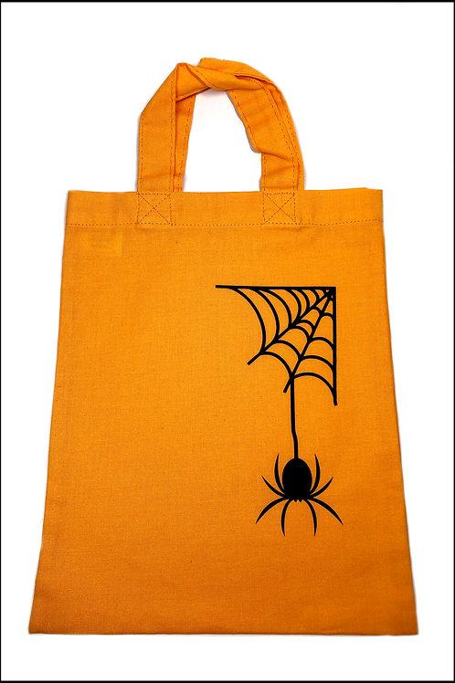 Spider's Web Halloween Bag