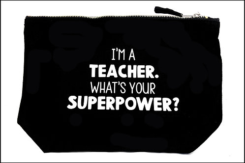 Superpower Bag (wide base large)