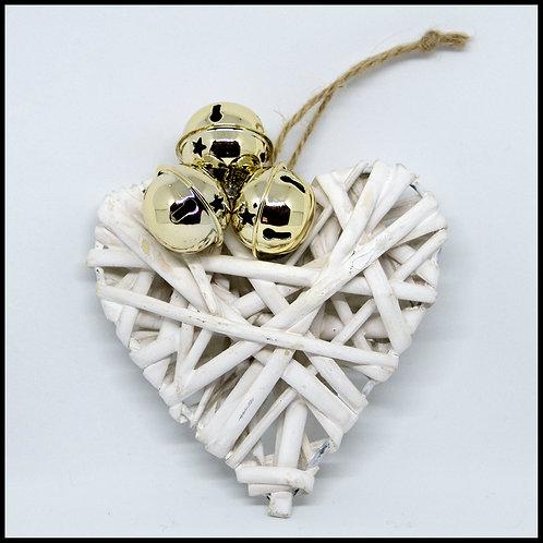 Small White Heart