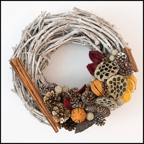 Contemporary  Wreath
