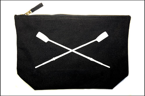 Crossed Oars Rowing Bag (Wide Base - Large)