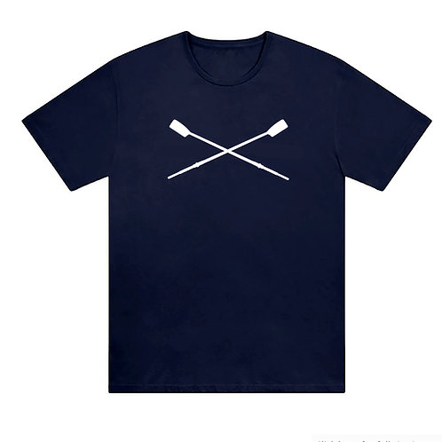 Crossed Oars T Shirt - Child