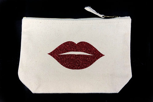 Lips Bag (wide base) Small