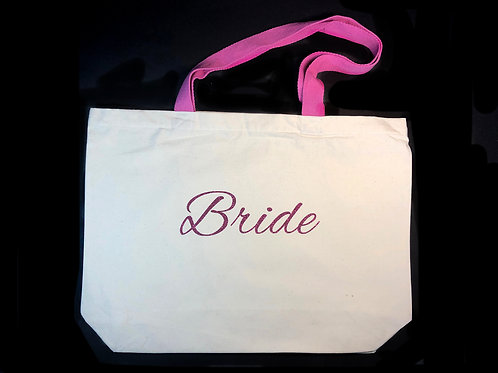 Wedding Canvas Bags