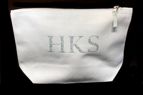 Initials Bag (wide base)