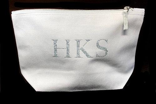 Initials Bag (wide base)