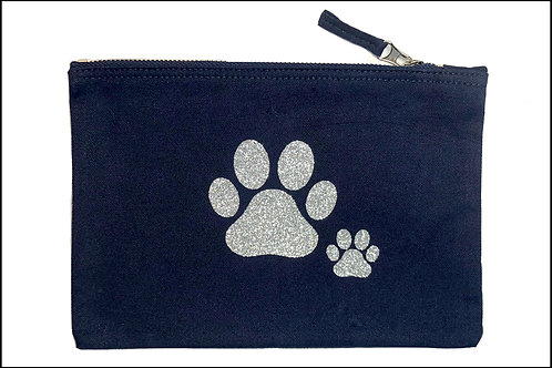 Double Paw Print Bags (flat)
