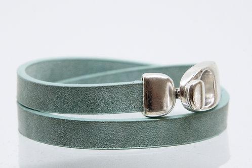 Turquoise Wrap-around Boho-Bracelet