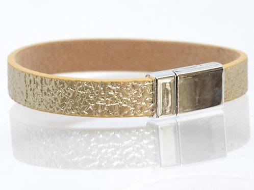 Single Strand Boho-Bracelet (Gold)