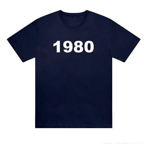 Year T Shirt - Adult
