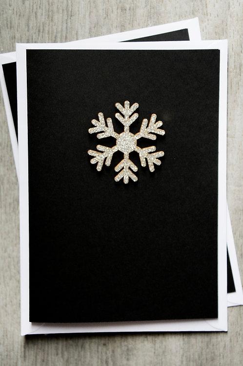 Christmas Card - Snowflake 2