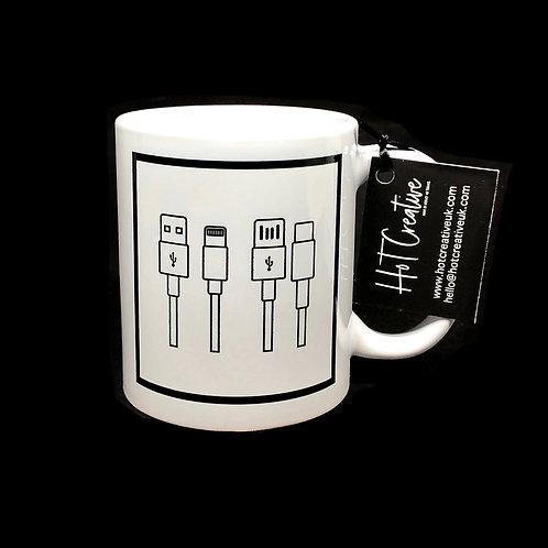 Cables Mug