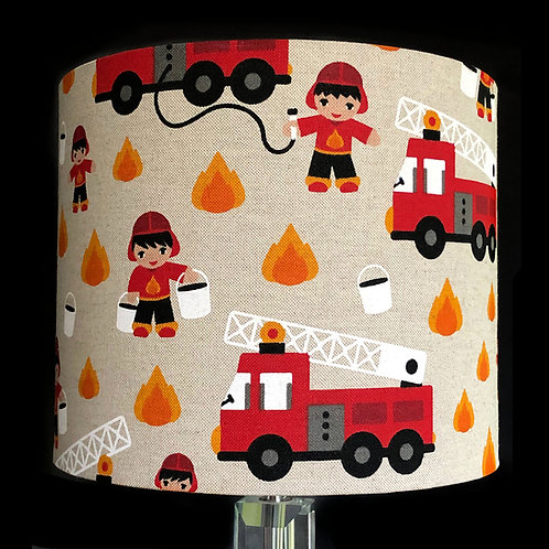 Fire Engines Lampshades