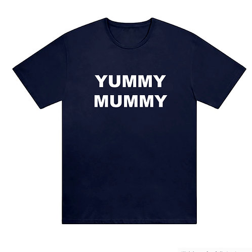 Yummy Mummy T Shirt - Adult