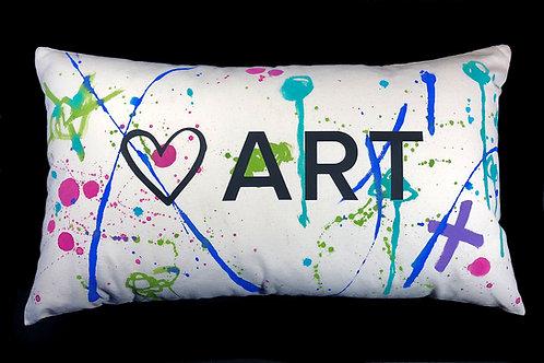 Love Art Cushion
