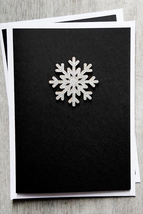 Christmas Card - Snowflake 3