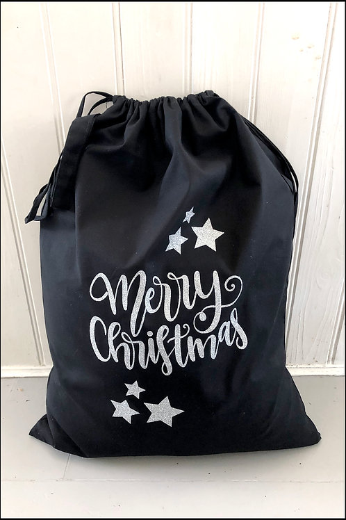 Merry Christmas Present Bag