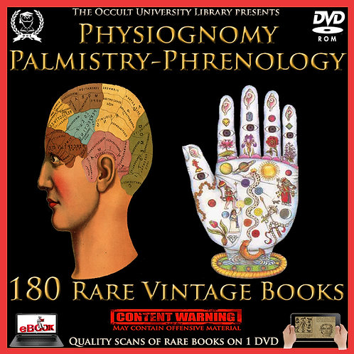 Palmistry - Phrenology - Physiognomy