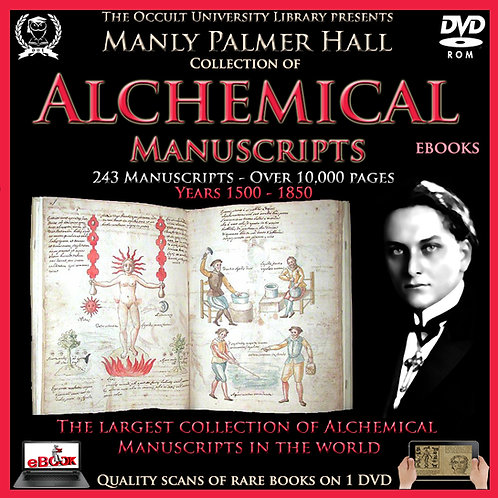 Alchemical Manuscripts Collection of Manly P. Hall
