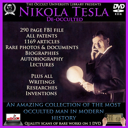Nikola Telsa De-occulted