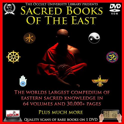 Sacred Eastern Religious Books