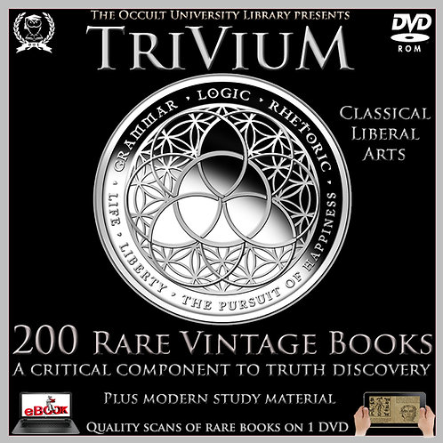 THE TRIVIUM - The Classical Liberal Arts