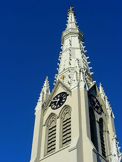 2010 Facebook Image of St Mary's Steeple