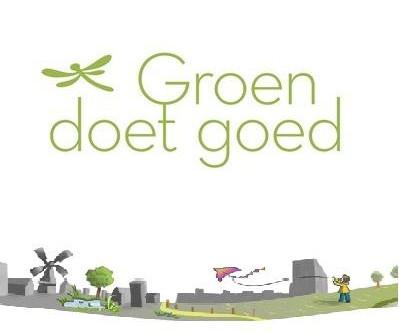 Subsidie Groen doet Goed toegekend
